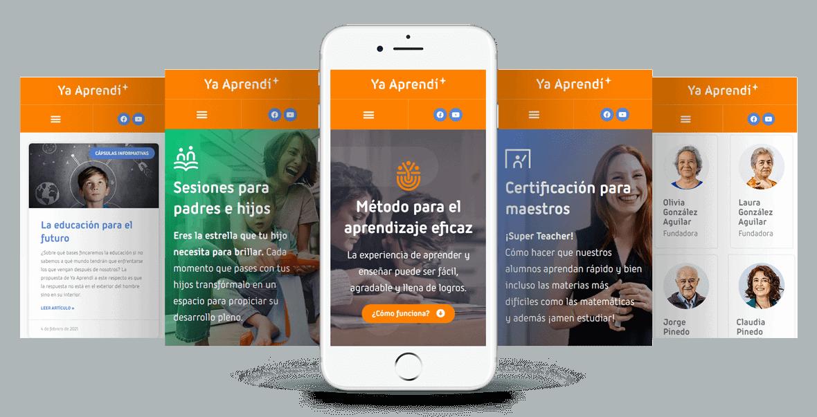 Diseño Responsivo Web